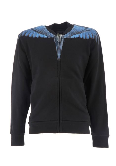 Sweatshirt with zip MARCELO BURLON KIDS OF MILAN | Sweatshirt | BMB22050020B010