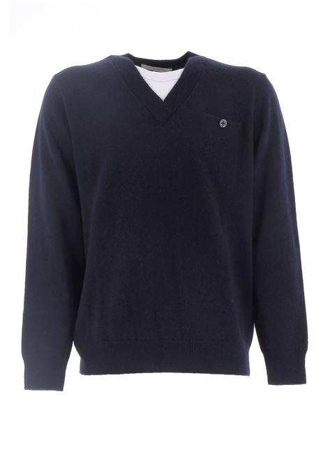 pullover PAOLO PECORA | Pullover | PP2378BLU