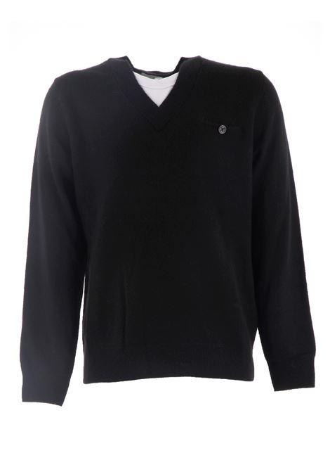 pullover PAOLO PECORA | Pullover | PP2378NERO