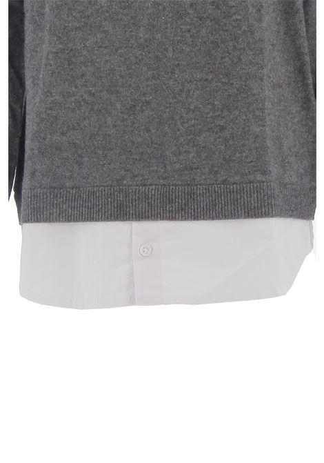 pullover PAOLO PECORA | Pullover | PP2382ANTRACITE