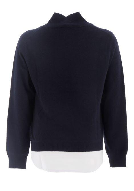 pullover PAOLO PECORA | Pullover | PP2382BLU