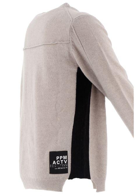 pullover PAOLO PECORA | Pullover | PP2387BURRO