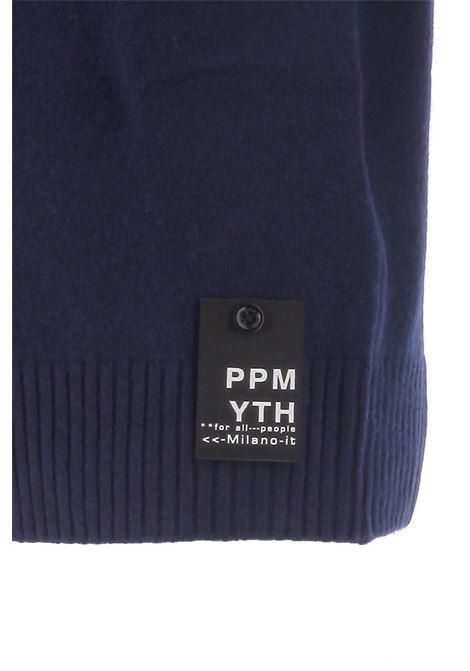 Cardigan PAOLO PECORA | Cardigan | PP2390BLU
