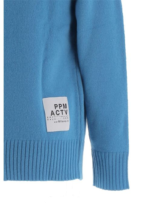 Pullover PAOLO PECORA | Pullover | PP2394AZZURRO