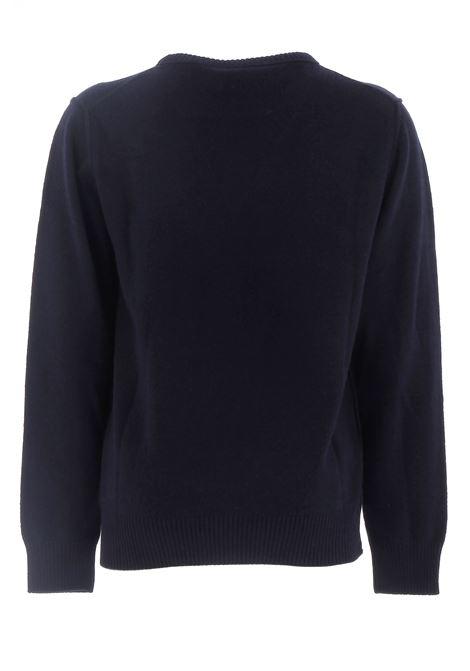 pullover PAOLO PECORA | Pullover | PP2399BLU