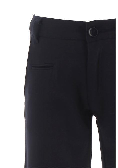 Trouser PAOLO PECORA | Pants | PP2499BLU