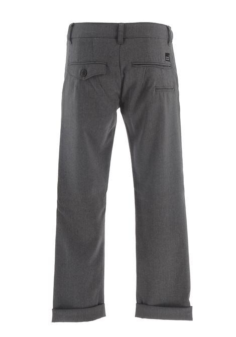 Trousers PAOLO PECORA | Pants | PP2499GRIGIO