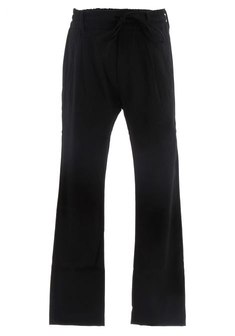Pantalone PAOLO PECORA | Pantalone | PP2500NERO