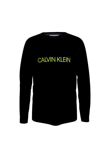 A magliett a manic long CALVIN KLEIN | Maglietta | IB0IB005990GP