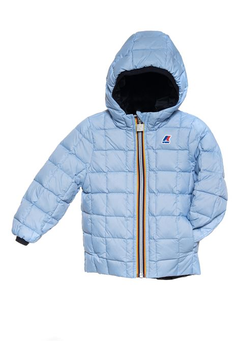 K-way reversible jacket K-way | Jacket | K111BEWACJ