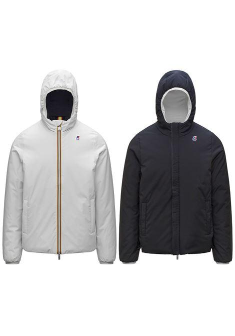 K-way reversible jacket K-way | Jacket | K111JKWAAV