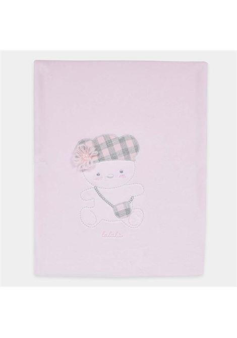 Chenille blanket LALALU | Blanket | COL5FROSA