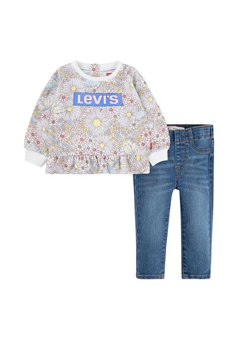 Baby levi's  two piece set LEVIS | Set 2 piece | 1ED599001
