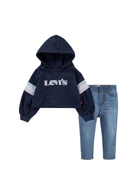 LEVIS | Completino 2 pezzi | 1ED600B5S