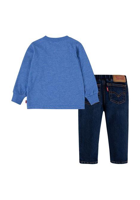 U jeans e na magliett po nennillo LEVIS | Completino 2 pezzi | 6ED534B61