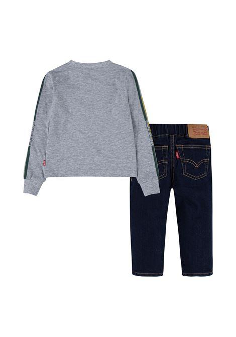 U jeans e na magliett po nennillo LEVIS | Completino 2 pezzi | 6ED534C87