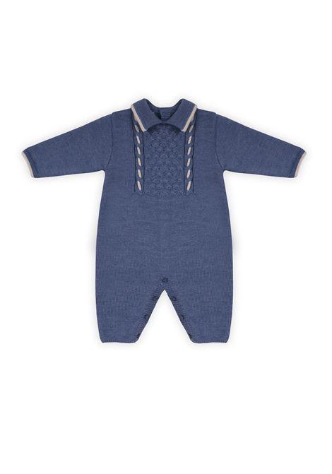 Baby wool romper MARLU | Onesie | IC6310C13NAT