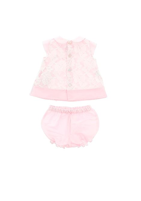 Barcellino suit Barcellino | Baptism dress | 7355ROSA