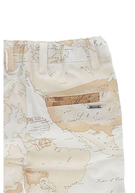 Alviero Martini trousers MARBEL | Bermuda | 2576P0076I/GGEO BEIGE GEO