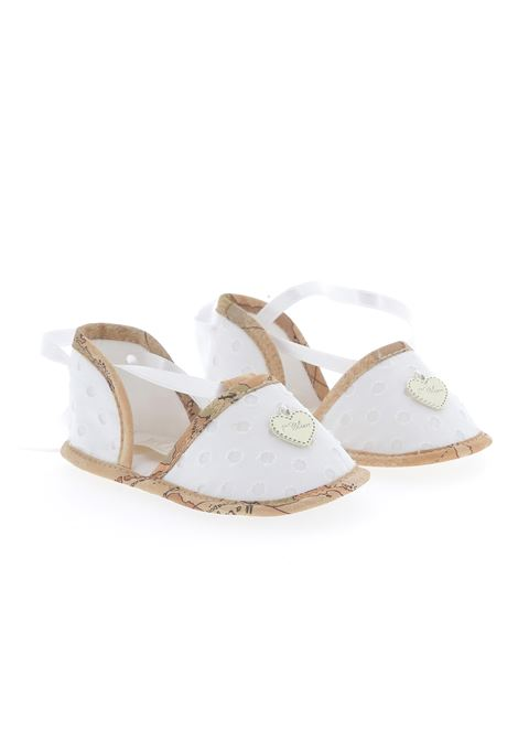 Alviero Martini shoes ALVIERO MARTINI PRIMA CLASSE | Baby shoes | 25SH0195WHITE GEO