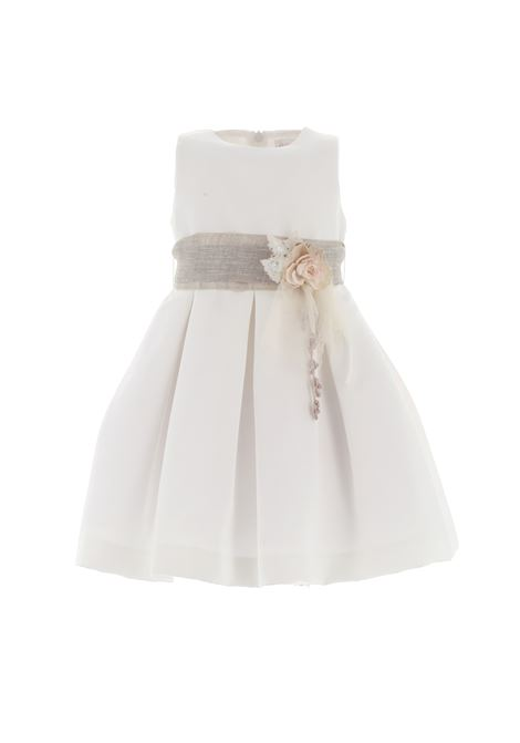 Mimilu dress MIMILU | Communion dress | 643BIANCO