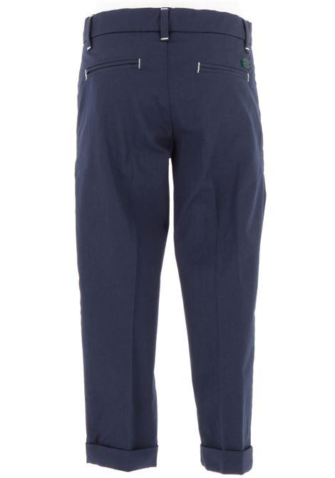Neill Katter trousers NEILL KATTER | Pants | 12608BLU