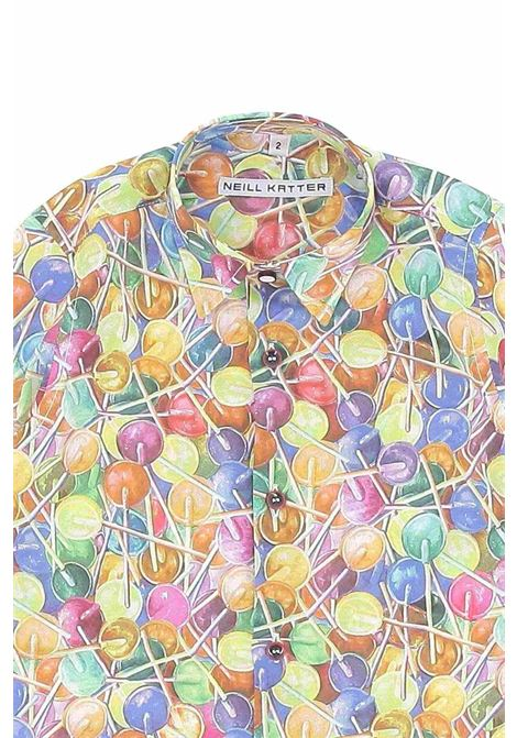Neill Katter camicia NEILL KATTER | Camicia | 54257SV