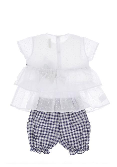 Barcellino suit Barcellino | Baby romper | 9238QUADRI