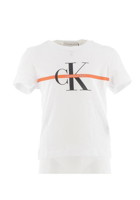t-shirt calvin CALVIN KLEIN | T-shirt | IB0IB00448YAF