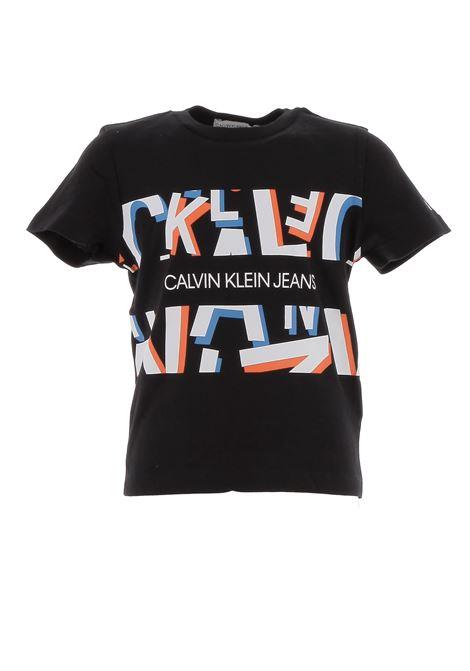 t-shirt calvin CALVIN KLEIN | T-shirt | IB0IB00450BAE