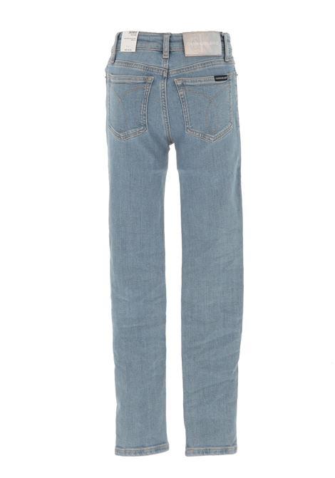 jeans calvin CALVIN KLEIN | Jeans | IG0IG003611AB