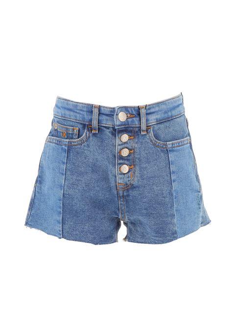 Short jeans CALVIN KLEIN | Shorts | IG0IG004471A4