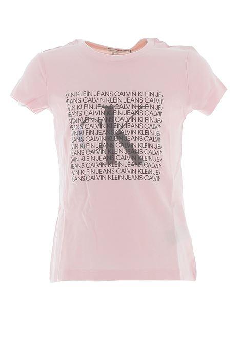 t-shirt calvin CALVIN KLEIN | T-shirt | IG0IG00521TBV