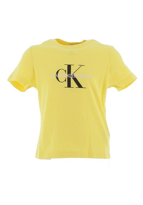 t-shirt CALVIN KLEIN   T-shirt   IU0IU00068ZIO