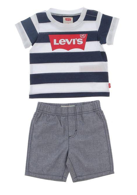 set baby LEVIS | Set t-shirt/bermuda | 6EA896U09