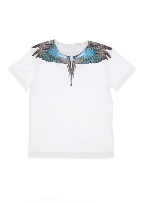 burlon baby t-shirt MARCELO BURLON KIDS OF MILAN | T-shirt | BMB14100010B000