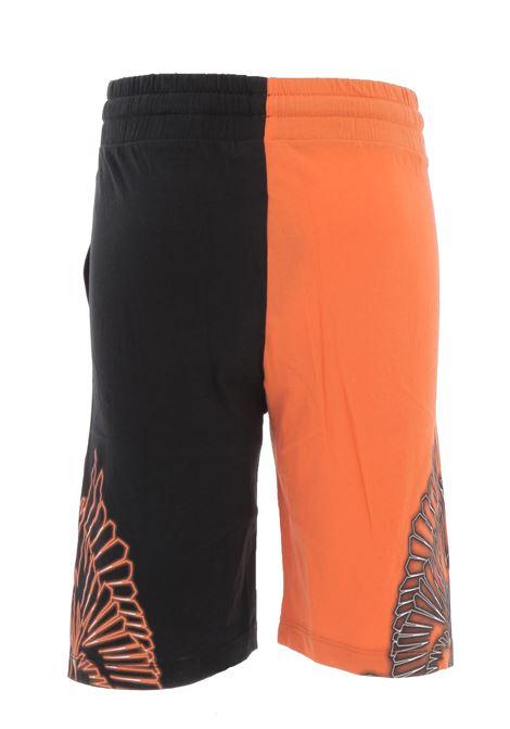 pantaloni burlon MARCELO BURLON KIDS OF MILAN | Bermuda | BMB32500010ESTB010