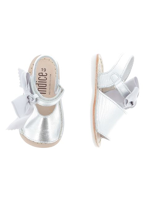 Minorcan PATUCOS INDICE | Baby shoes | 1262ARGENTO