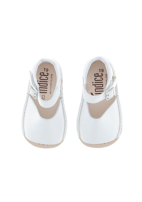 PATUCOS INDICE | Baby shoes | 1449BIANCO