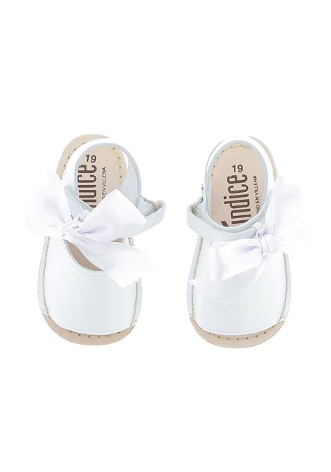 Minorcan PATUCOS INDICE | Baby shoes | 300BIANCO