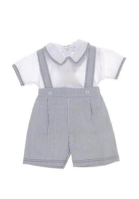 Sardon suit SARDON | T-shirt/bermuda set | 20BB676BLU