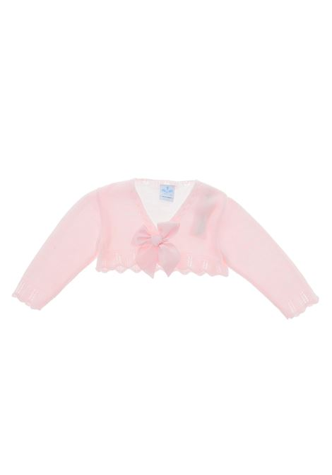 Sardon shrug SARDON | Baby jacket | 20VE208ROSA