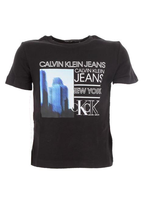 T-shirt CALVIN KLEIN | T-shirt | IB0IB00846BEH