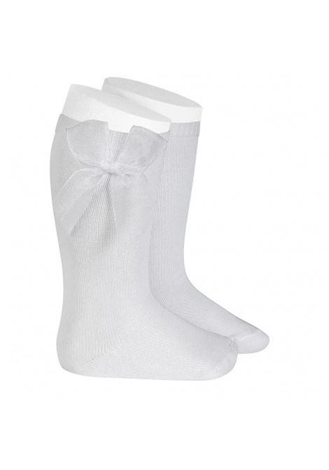 Calzini alti cerimonia CONDOR | Socks | 2439/2200