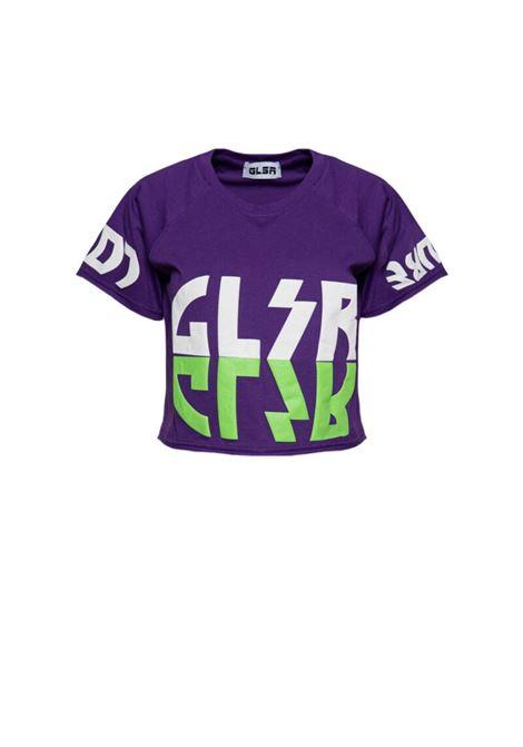 Maglia GLSR | T-shirt | GT0011TSVIOLA