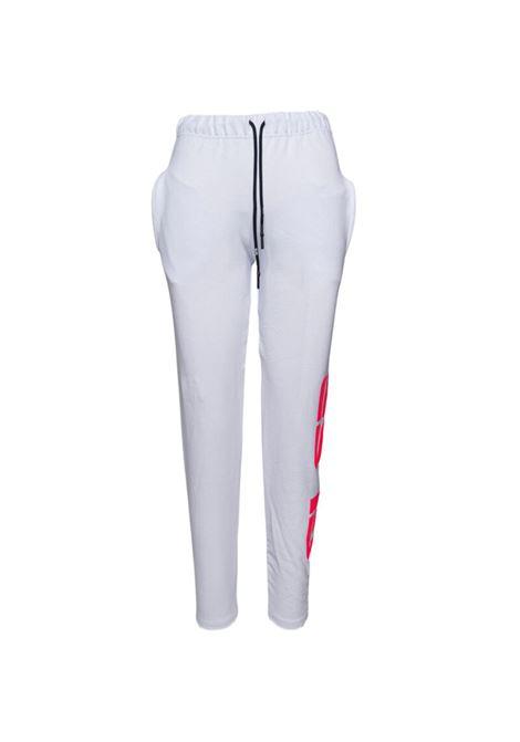 pantaloni in felpa GLSR | Tuta | GT0013PNBIANCO