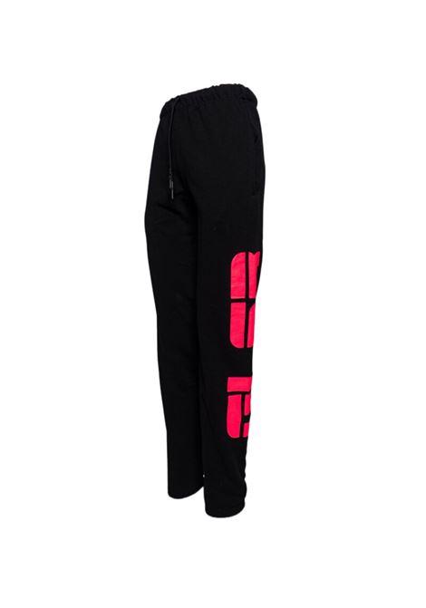 pantaloni in felpa GLSR | Tuta | GT0013PNNERO