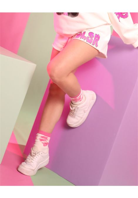 pantaloncini GLSR | Shorts | GT002BRORSO