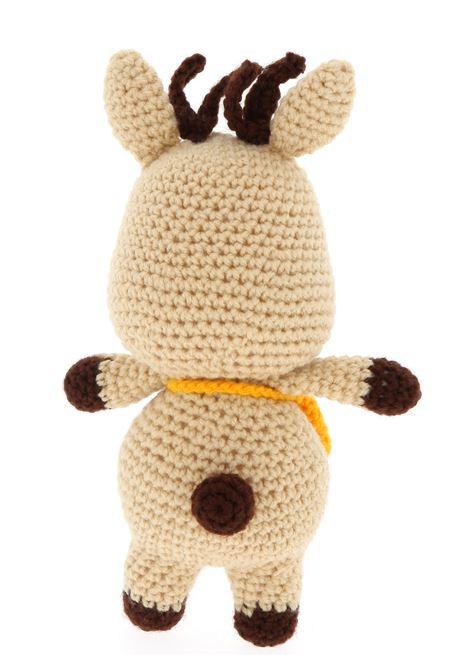 Bambola Made in Ischia LE CONCETTINE | Bambola | ALCE MASCHIOECRU