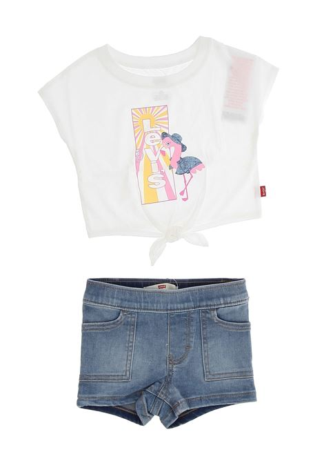 Completo baby LEVIS | Completino 2 pezzi | 1EC699001